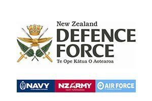 NZ Defence logo - Lean Six Sigma Training - Thornley Group